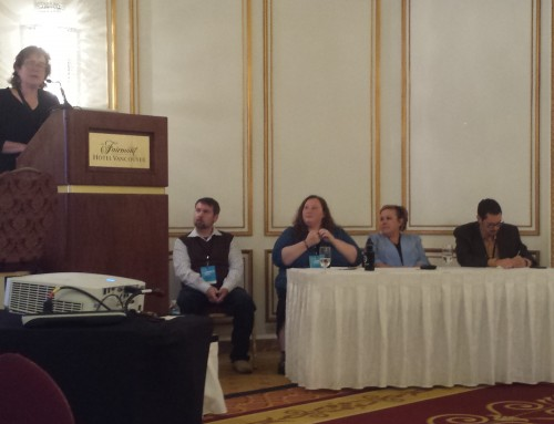 #liveblog Panel: Increasing OER adoption in a community of practice #opened15