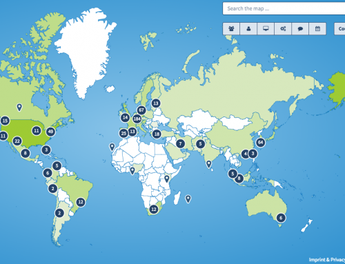OER World Map – latest developments and call to action