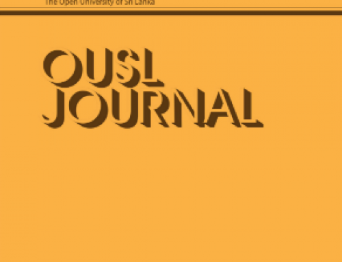 Call for Papers – OUSL Journal