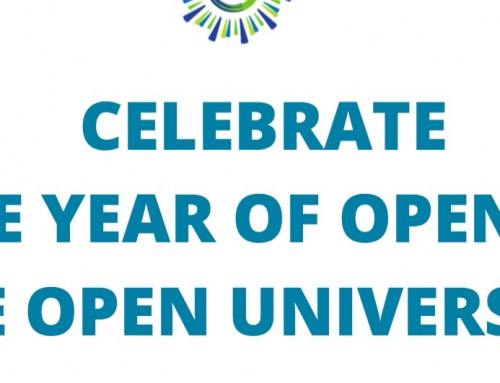 #YearOfOpen at The Open University (20 June). Final line-up!